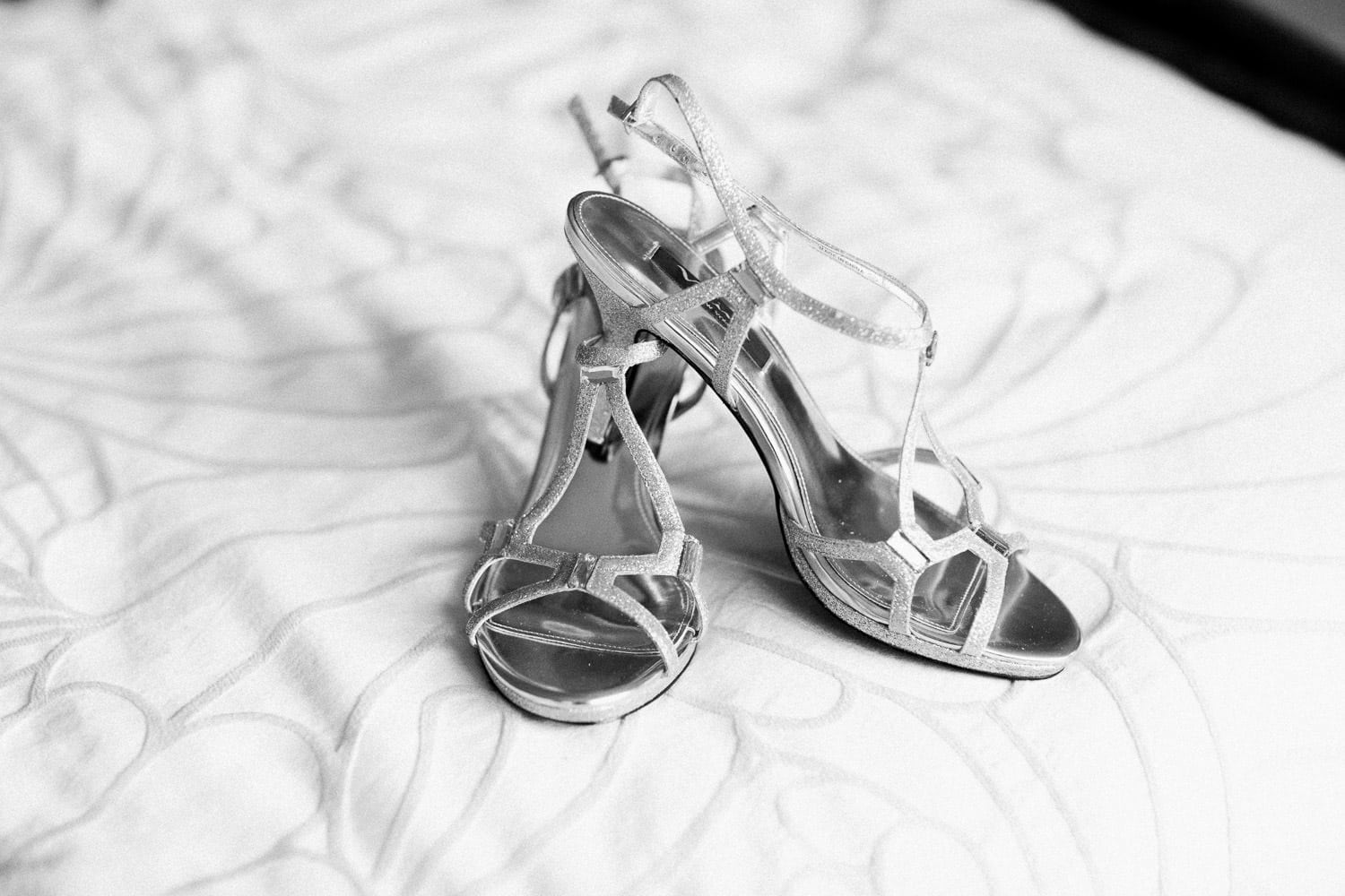 Wedding shoes | Vancouver wedding photographer
