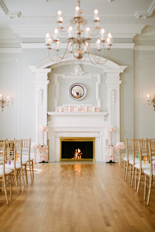 Vancouver Club wedding