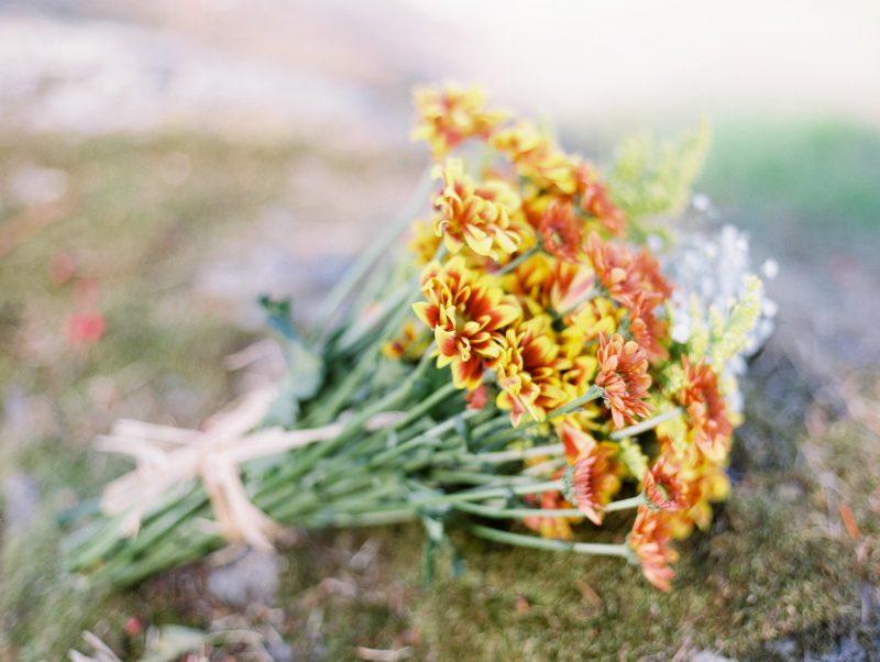 Summer bouquet | Vancouver fine art photographer | Vancouver weddings