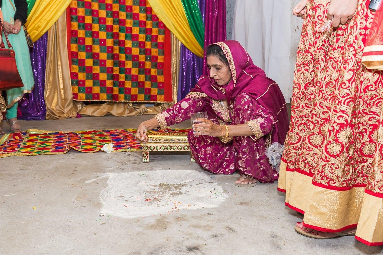 Indian Mayian ceremony | Vancouver Indian wedding photographer