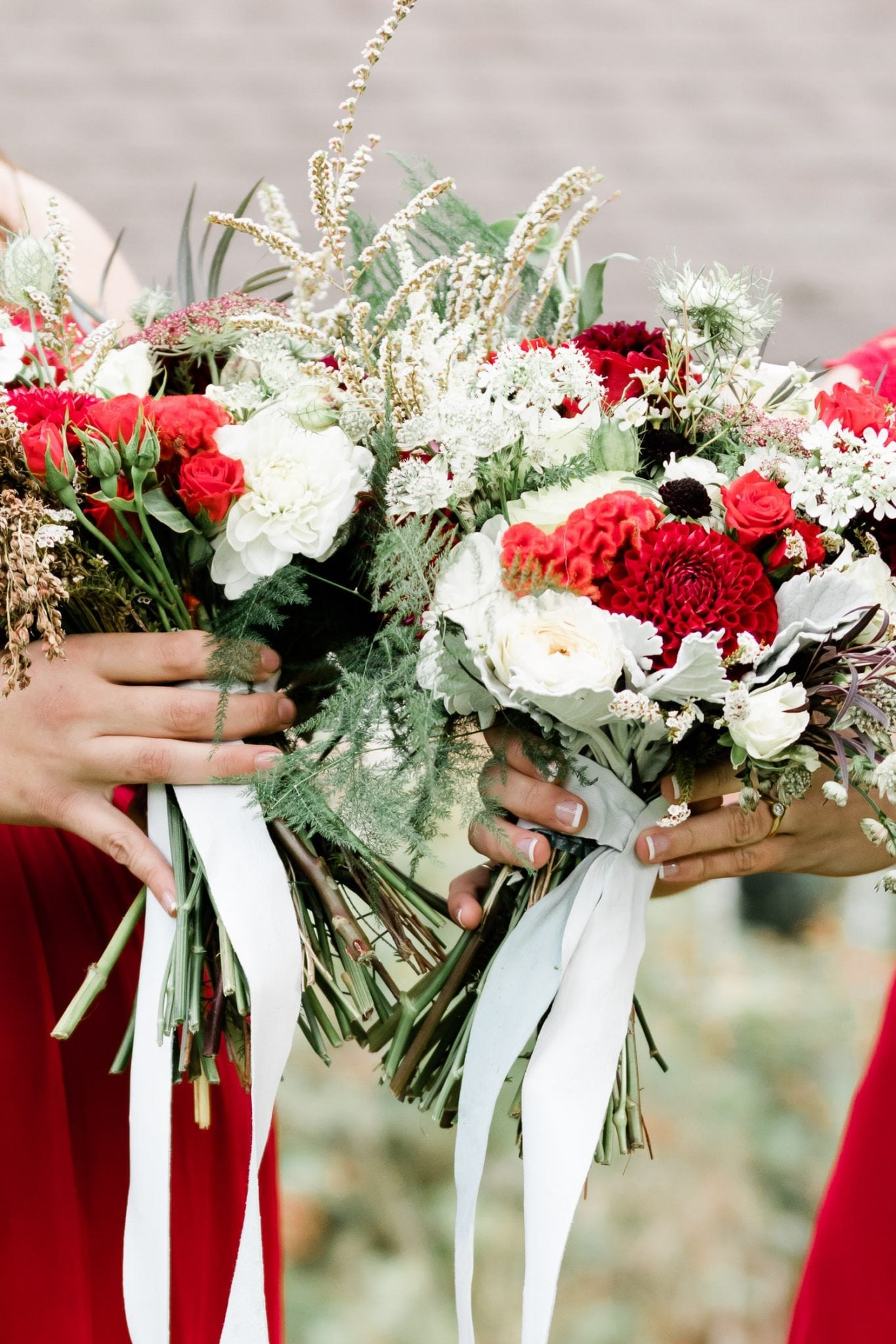 Bridesmates bouquets | Vancouver wedding photographer, investment