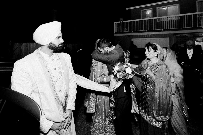 Doli ceremony | Indian wedding photography Vancouver