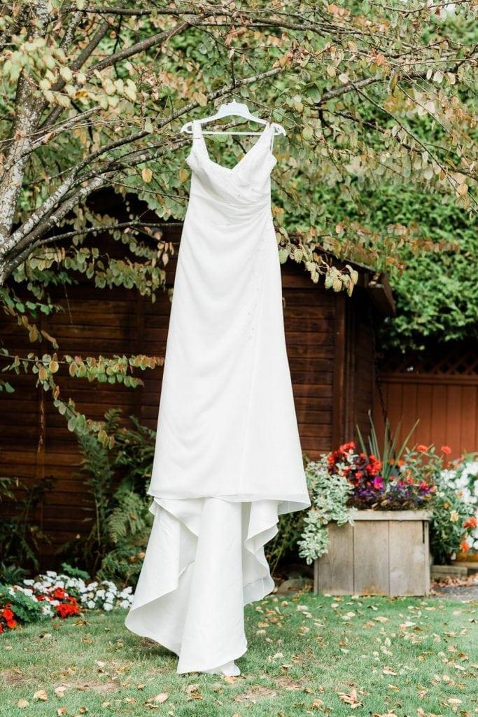 Wedding dress | Vancouver wedding photographer