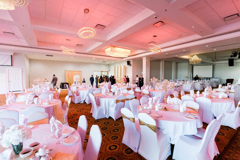 Bombay Banquet Hall decor