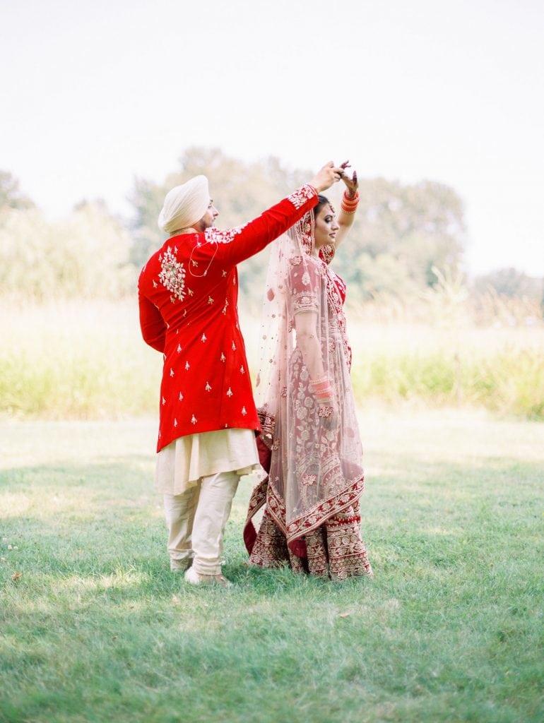 Nanaksar Gurdwara wedding | Vancouver Indian Wedding Photographer