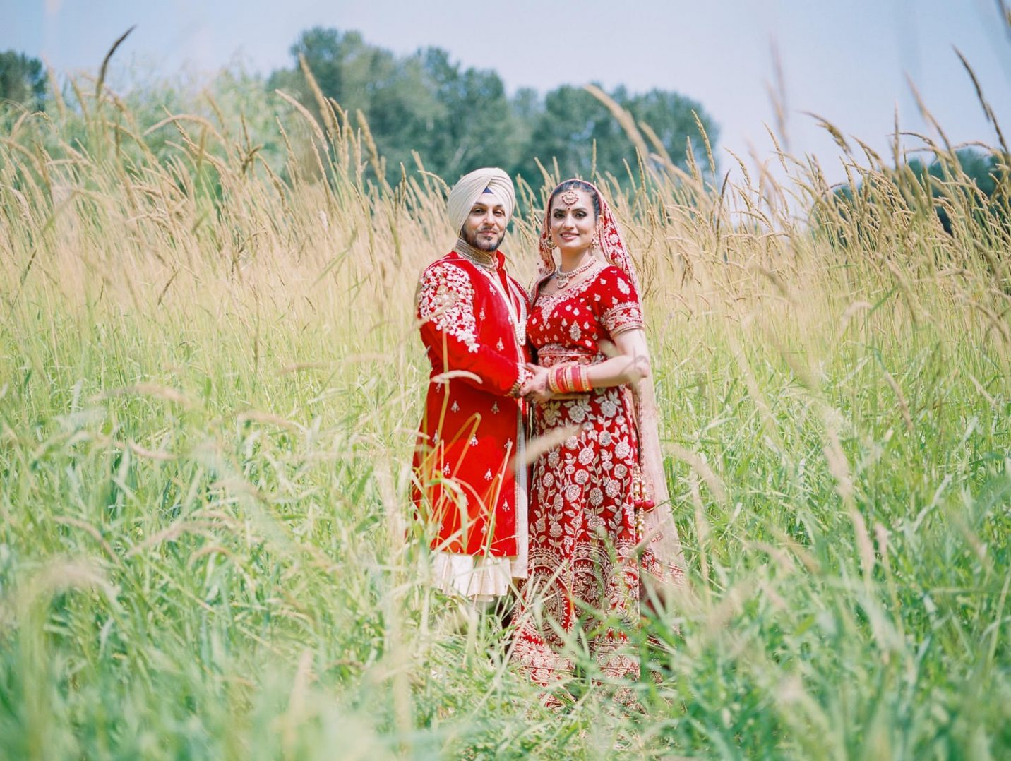 Nanaksar Gurdwara wedding   Vancouver Indian Wedding Photographer