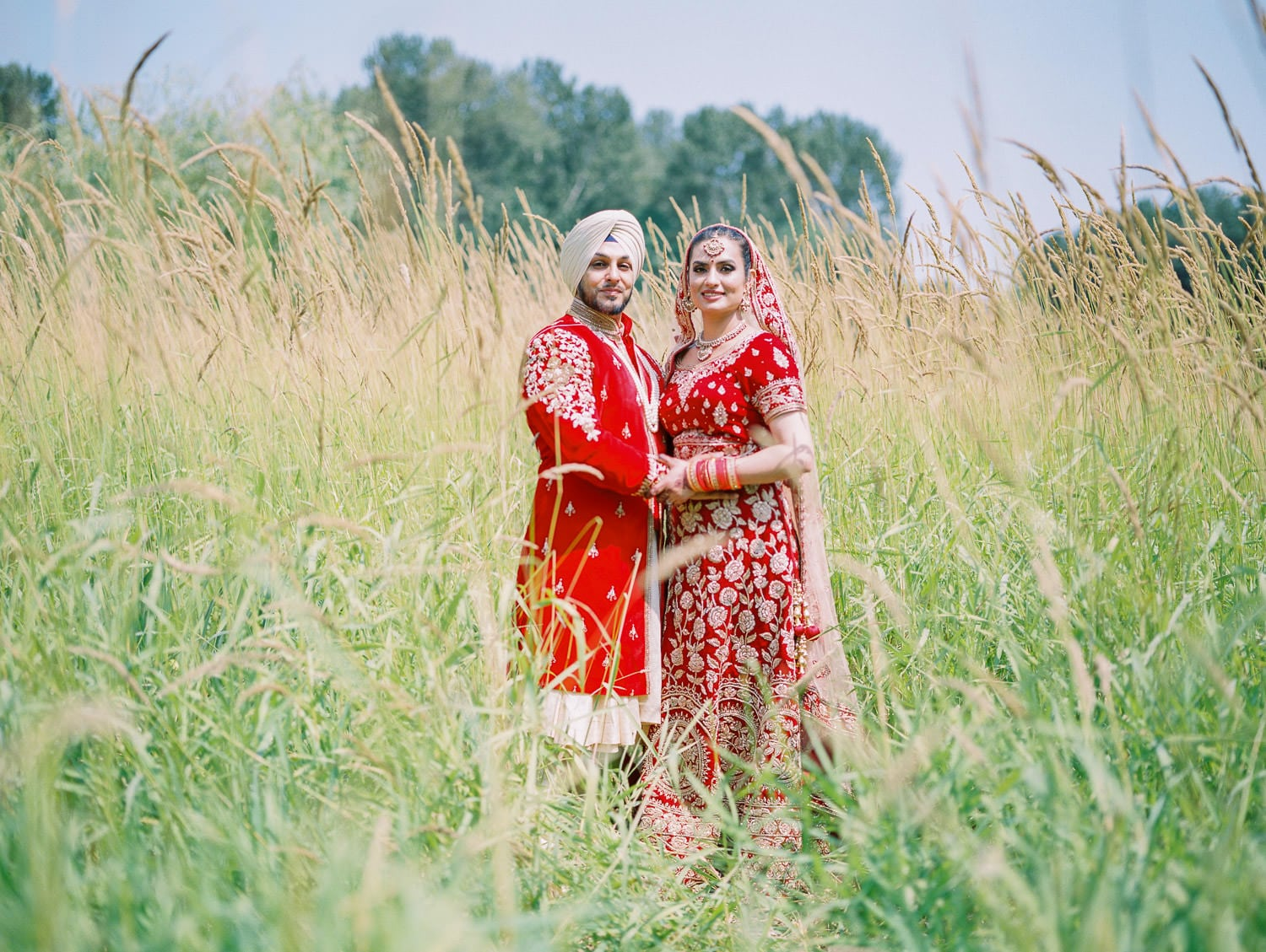 Nanaksar Gurdwara wedding | Vancouver Indian Wedding Photographer