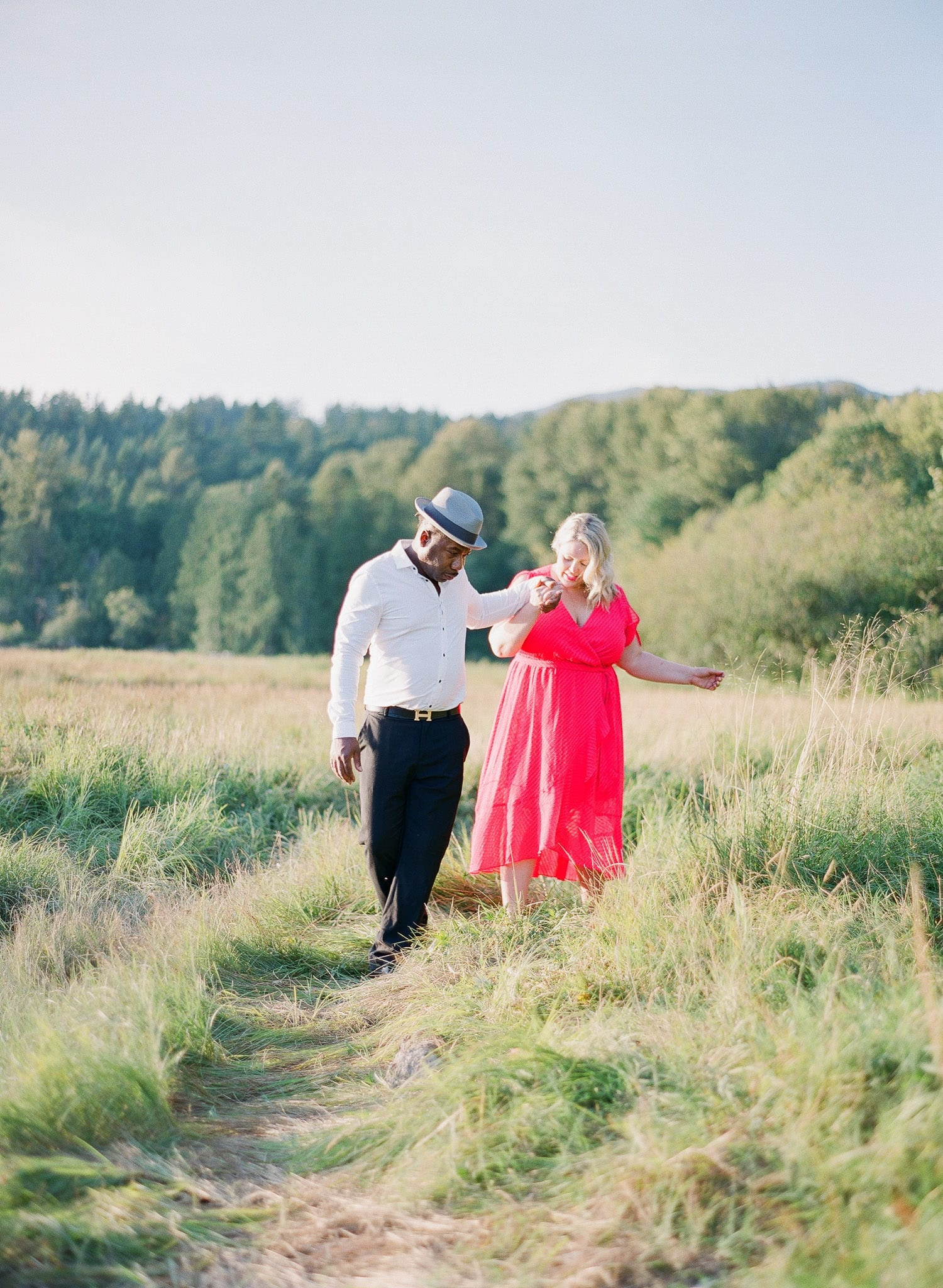 Rocky Point Park Engagement | Vancouver Fine Art Engagement Photographer