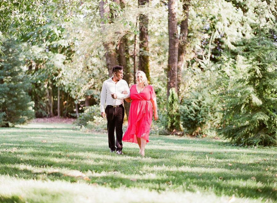 Rocky Point Engagement | Vancouver Fine Art Engagement Photographer