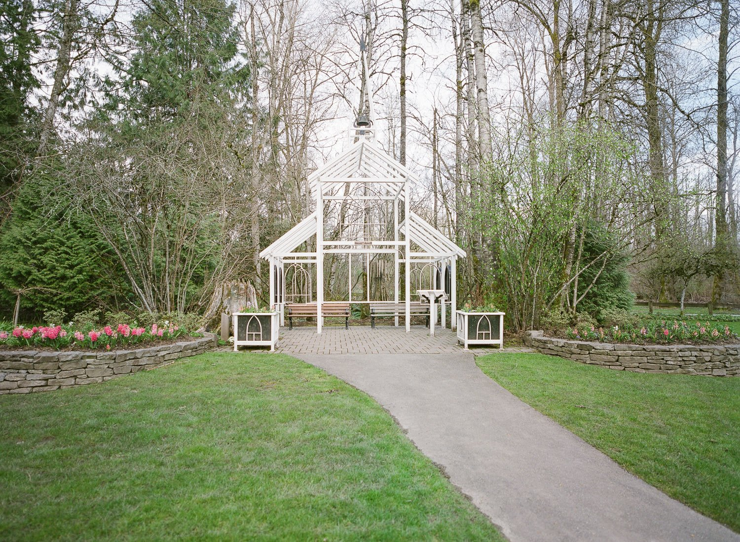 Bear creek park gazebo