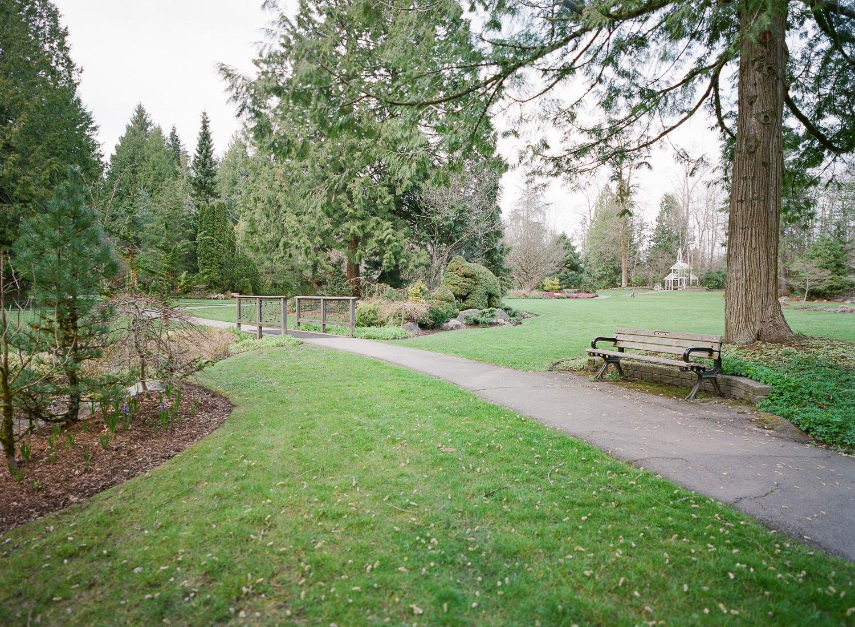 Bear creek park pathways